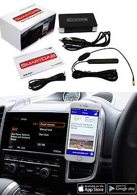 Antena AutoDAB smartdab DAB DAB agregar Universal en radio coche digital inalámbrica