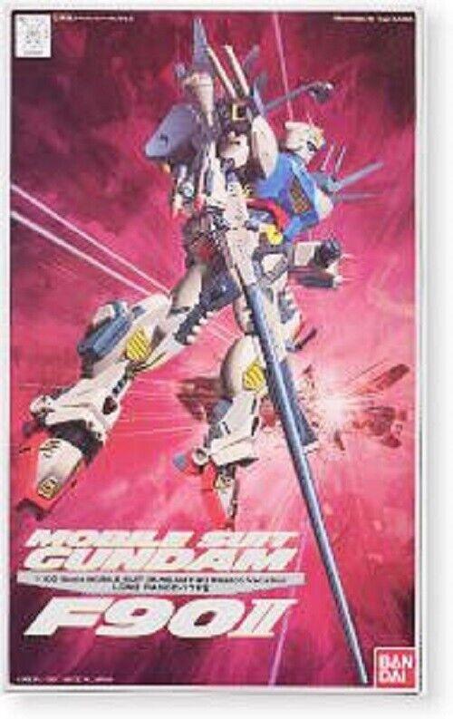 1  100 F90IIL Gundam F90II -L -typ (långdistansspecifikation) (bilen Suit Gundam