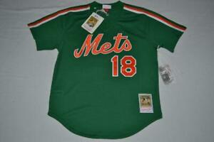meet fb1f0 518cd Details about Mitchell & Ness DARRYL STRAWBERRY 1988 Mesh BP Jersey New  York Mets ALL SIZES