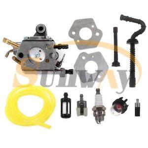 Carburateur-Kit-Pour-Stihl-MS192-MS192T-MS192TC-Tronconneuse-ZAMA-C1Q-S258-Carb