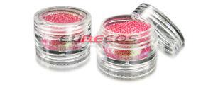 Nail-Art-Polvo-Purpurina-Polvo-Brilloso-Purpurina-glitterpuder-N-05-mohnrot