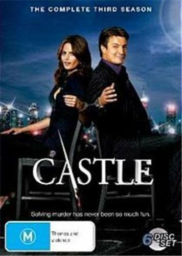 1 of 1 - CASTLE Season 3 : NEW DVD