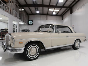 1966-Mercedes-Benz-300-Series-Opera-Coupe-1-of-only-497-built-Well-optioned