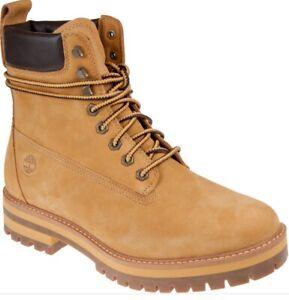 Details zu Timberland Courma Guy 6 inche Waterproof Nubuck Mens Boots A27XW, UK 9.5 EU 44