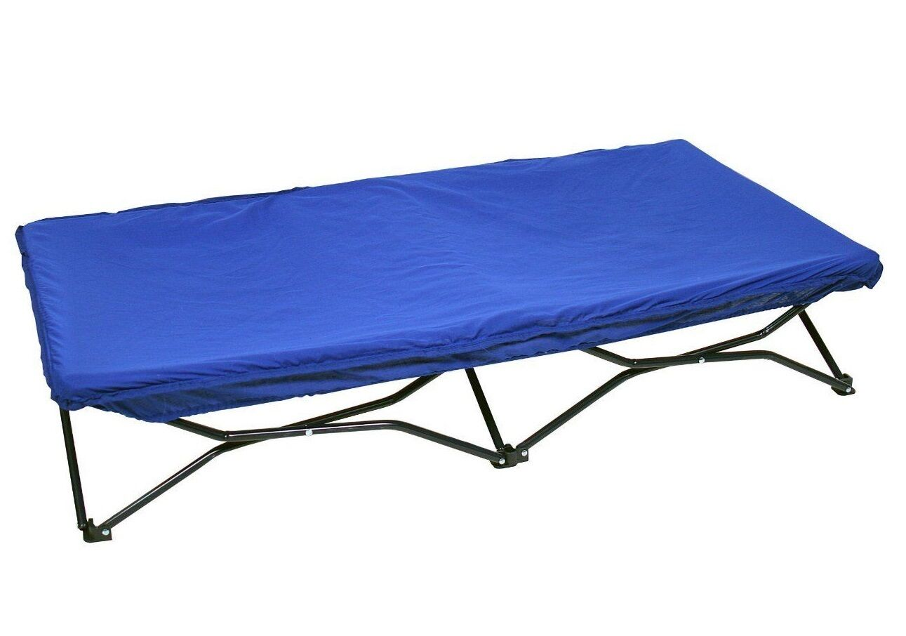 Portable Sturdy Folding Comfy Bed Cot Toddler  Travel Camping Daycare Sleepovers  the best after-sale service
