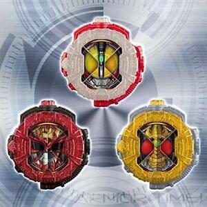 Kamen-rider-Zi-O-DX-Ride-Watch-Set-VOL-2-BANDAI-Anime-masked-from-JAPAN