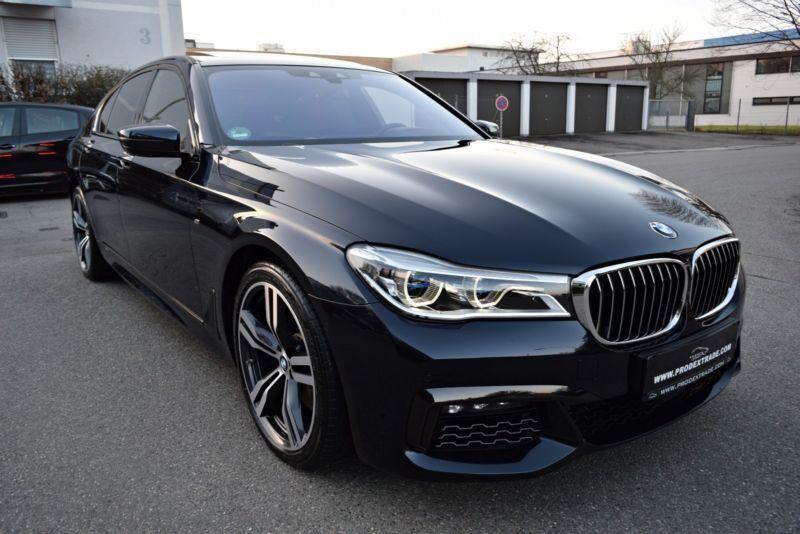 BMW 750i 4,4 xDrive aut. 4d