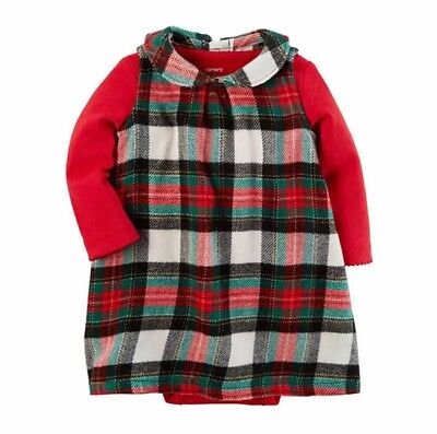Carters 6 Months Girl Set NWT