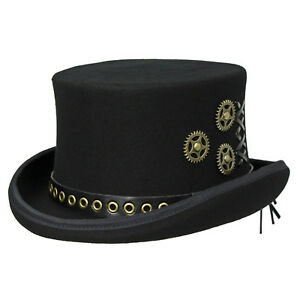 62ccaacbf28 Image is loading Adult-Mens-Victorian -Western-Steampunk-Dickens-Halloween-Cosplay-