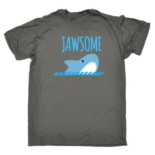 Divertenti Novità T-Shirt UOMO Tee T-Shirt-jawsome