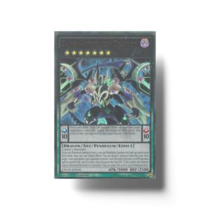 Ultra Rare DUOV-EN036 1st EditionYuGiOh Dark Anthelion Dragon
