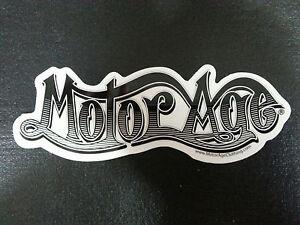 Image Is Loading Motor Age Pin Up Punk Street Gothic Americana