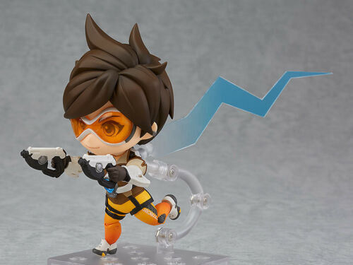 Overwatch IN STOCK USA SELLER AUTHENTIC Lena Oxton Nendoroid #730 Tracer