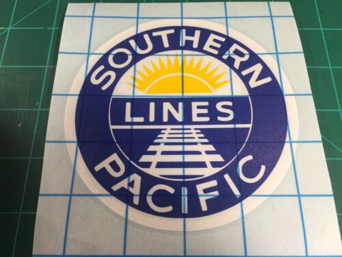 Southern Pacific Decal