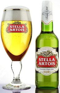 Image is loading Stella-Artois-Chalice-Glass-&-Bottle-Gift-Set  sc 1 st  eBay & Stella Artois Chalice Glass u0026amp; Bottle Gift Set