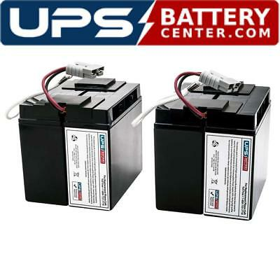 Compatible Replacement Battery Pack for APC Smart-UPS 1500 SUA1500R2X138 by UPSBatteryCenter