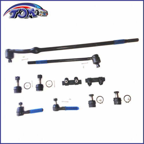 BRAND NEW 10PC FRONT SUSPENSION KIT FOR 4WD FORD F-150 BRONCO