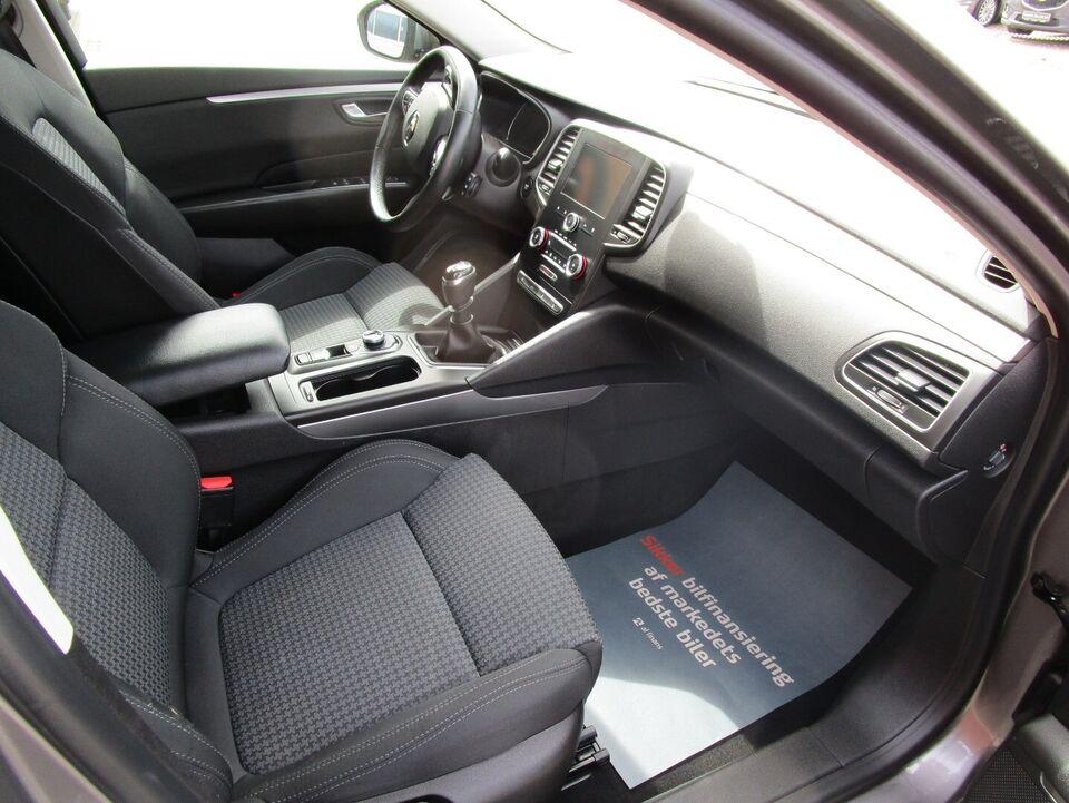 Renault Talisman 1,5 dCi 110 Zen Diesel modelår 2016 km