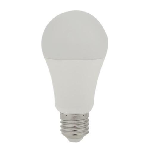 LED Sensor Bulb E27 5W//12W Dusk to Dawn Light Bulb Day Night Light Lamp Lighting