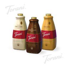 Torani Sauce / Syrup PUMPS NIB NOT Chocolate Caramel Mocha Pumpkin PUMPS ONLY!