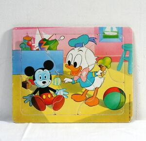 Puzzle-Bebe-Donald-6-pieces