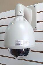 "HD-CVI 2MP 1080p 30X ZOOM PTZ Low Light CMOS 6"" inch Profile Dome UTC Control"