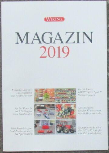 Wiking 000626 WIKING-Magazin 2019
