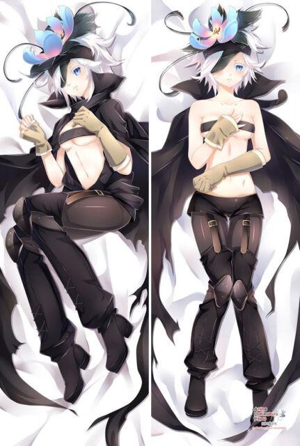 New Rokka no Yuusha Anime Dakimakura Japan Hugging Body Pillow Cover MGF-57032