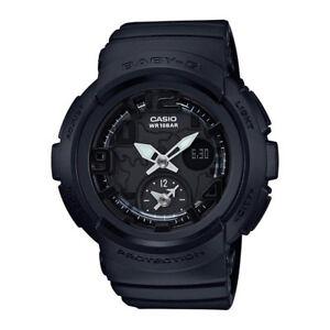 Casio-Black-Ladies-Analog-casual-Baby-G-BGA-190BC-1B