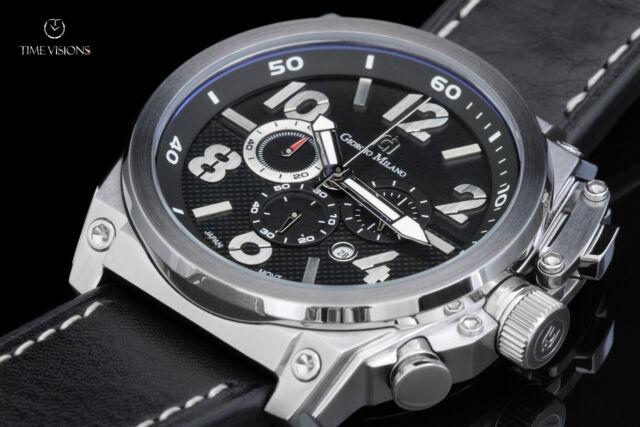 Giorgio milano 960st032 men 39 s watch chronograph marino for Giorgio iv milano