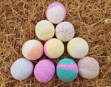 BATH BOMBS 10 X 80 GRAM MIXED FRAGRANCES EBAY SHOP FOR MORE OFFERS
