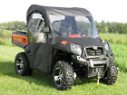 FULL CAB Enclosure + Vinyl Windshield ~ CF Moto UFORCE 800 / 550 ~ UTV ~ NEW