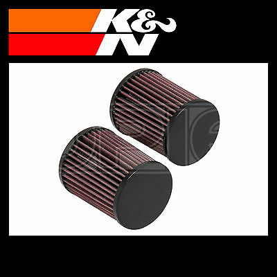 K and N HA-1004 Motorcycle Replacement Air Filter
