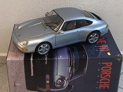 Pocher 1:8 Porsche Bauanleitung 911 K 30 K 31 Carrera neu