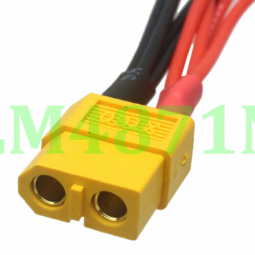 XT60 ISDT charge cable adapter 4-fold parallel PWC Power Whoop//mcpx