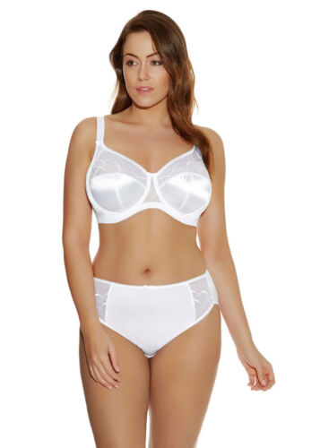 White Elomi 120i Support Lingerie Cate Gorgeous Armature qgUnw7