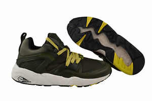 Blaze Night Sneaker Puma Of Leather Glory Schuhe Forest aqxdcw1A