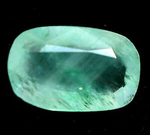 2.25 Ct Natural Green Colombian Emerald AGSL Certified Loose Gem Stone From Muzo