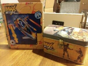 Max Steel Collectible Tins