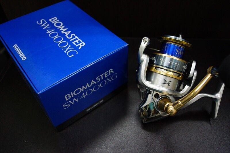 SHIMANO 2013 BIOMASTER SW 4000XG   sell like hot cakes