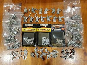 HUGE-Multi-listing-of-Valhallan-Ice-Warriors-Imperial-Guard-Metal-models-OOP