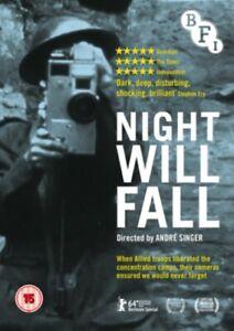 Nuovo Notte Volontà Fall DVD