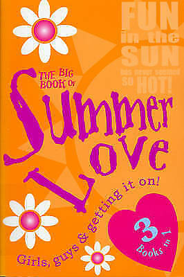 1 of 1 - The Big Book Of Summer Love (3 Books in 1 (Red Fox)), Various, Very Good Book