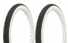 2-20x1.75 BLACK DURO BMX BIKE BICYCLE TIRES
