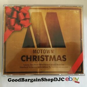 Motown-Christmas-CD-2008-New-amp-Unsealed