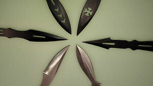 Good-Quality-One-Pack-Six-Ninja-Throwing-Knives