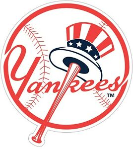 New-York-Yankees-MLB-Color-Vinyl-Decal-You-Choose-Size-2-034-28-034