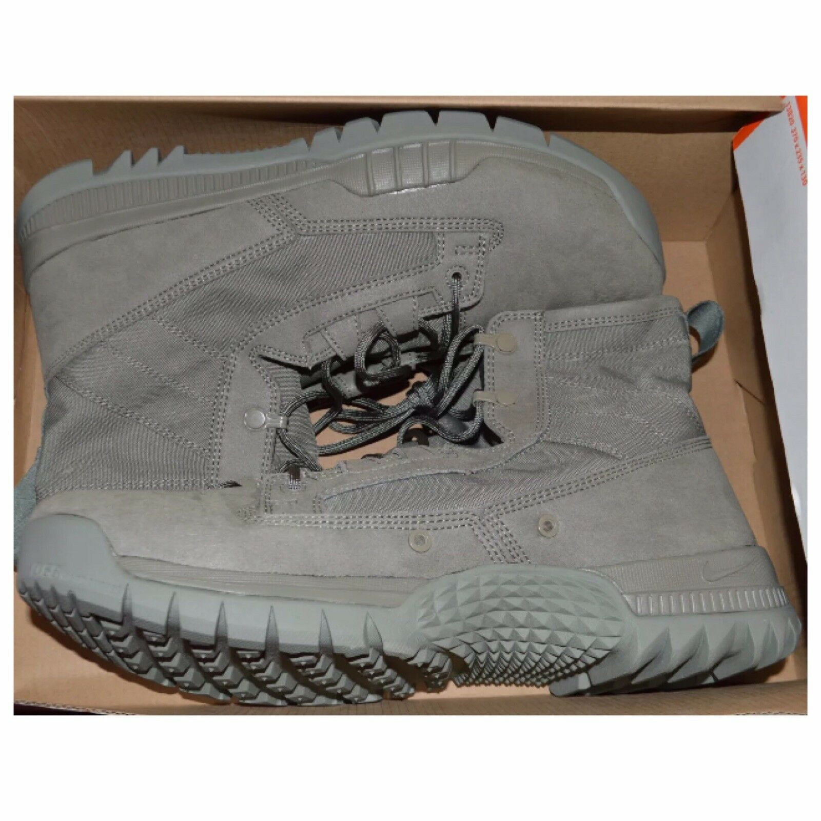 New Nike Mens SFB 6 Special Field Boot Boots 631360-220 sz 9 Sage Green