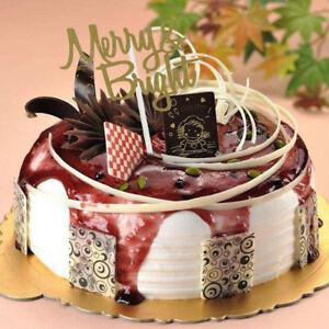Feliz-Navidad-torta-Toppers-Set-fiesta-de-cumpleanos-suministros-de-decoracion