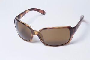 5c9fd91c16d Ray-Ban Square RB4068 642 57 Tortoise Brown Gradient Sunglasses 60mm ...